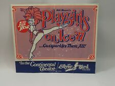 """Vintage PLAYBOY PARTY Poster 11"""" x 17"""""""