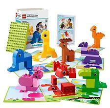 LEGO Education 6100408 Animal Bingo, New, Free Shipping
