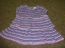 SPLENDID 6-12 PURPLE STRIPED DRESS