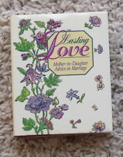 Lasting Love: Mother-To-Daughter Advice on Marriage (Itty Bitty Books)