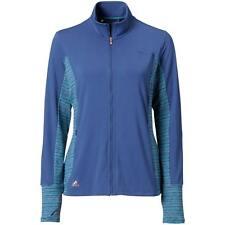 Adidas Women Rangewear Full Zip Jacket (S) Raw Purple AE9560