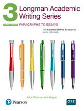 Longman Academic Writing Series 3: Paragraphs to Essays with Essential Online