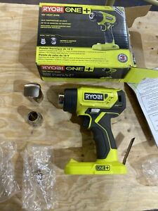 RYOBI ONE+ 18 Volt Cordless Heat Gun P3150 Tool Only Factory Sealed NEW