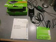 Sony Clie Palm PDA Handheld - PEG-SJ33/E black - Rarität