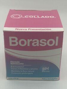 BORASOL Antiseptic Powder -Polvo Antiseptico 4oz