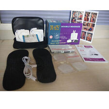 ON SALE DR HO'S Dual Double Muscle Massage Therapy System Pain Relieve Stimulat