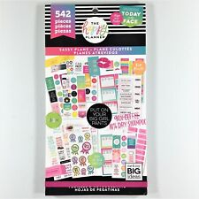 The Happy Planner Sassy Plans Sticker Book Pack Of 542 Me & My Big Ideas