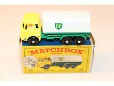 Matchbox 25 Bedford Petrol B.P. Tanker Very Near Mint in box