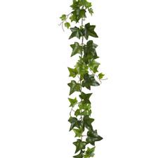 Green Ivy Garland 5ft Silk Flowers / Foliage UV-Resistant