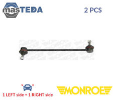 2x MONROE FRONT ANTI ROLL BAR STABILISER PAIR L16613 P NEW OE REPLACEMENT