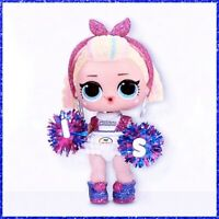 LOL Surprise 80s BB Cheer Cats Blue All-Star B.B.s 80's Baby Doll L.O.L.~Sealed!