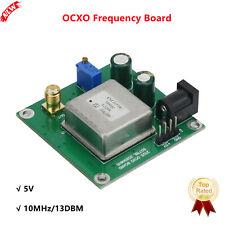 Ocxo 10m 2525 N 10mhz Ocxo Board Ocxo Frequency Standard Board Sine Wave Output