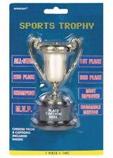 Plastic Fancy Dress Sports Trophy
