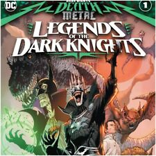 DARK NIGHTS: DEATH METAL LEGENDS OF THE DARK KNIGHTS #1 PRE SALE BATMAN 08/2020