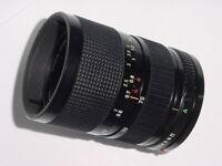 Canon 35-70mm F/4 FD Manual Focus Zoom Lens ** Ex++