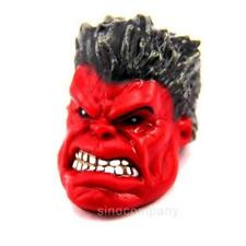 Head - Marvel Legends Build a Figure Red Hulk 2008 Target Exclusive FY2-Tou