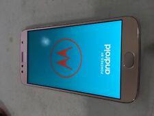 Motorola Moto G5S Plus 32GB Unlocked Smartphone, Blush Gold SN212126