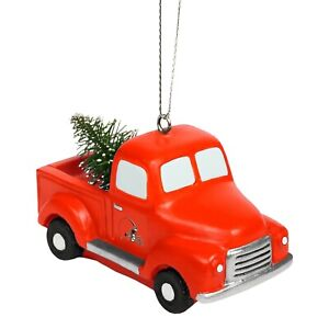 Cleveland Browns Truck with Tree - Christmas Tree Holiday Ornament FREE SHIPPING