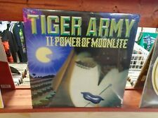 Tiger Army II Power of Moonlite LP NEW vinyl [Psychobilly 2nd Album Punk]