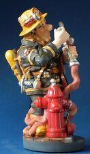 Profisti pro36 POMPIERE/Fireman/Firefighter PICCOLI Altezza ca. 20 cm