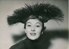Modiste 1952 - Modèle Chapeau  Rose Valois Paris - PR 475