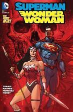 Superman/Wonder Woman Vol. 3: Casualties of War The New 52