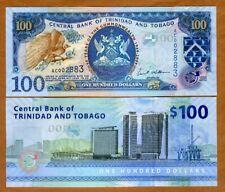 Trinidad and Tobago, 100 dollars, 2009, P-52, UNC > Commemorative