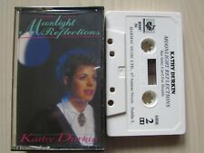 KATHY DURKIN 'MOONLIGHT REFLECTION' CASSETTE, 1989 HARMAC IRELAND, TESTED, RARE.
