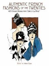 Authentic French Fashions of the Twenties: 413 Cos