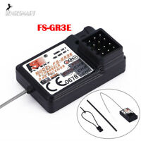FS-GR3E Flysky Upgraded 3 Channel 2.4G Receiver GT3B GR3C for RC Car Truck Boat