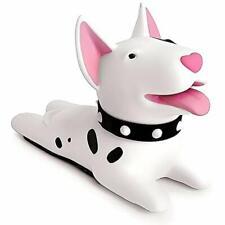 Cute Dog Door Stopper, Bull Terrier Decorative Animal Doorstop Wedge Office &