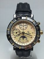 OROLOGIO LUCIEN ROCHAT SWISS MADE AUTOMATIC CRONO 21141052 NUOVO!! -40% OFF
