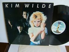 Kim Wilde - S/T  1A 062-64438 EU LP  1981  RAK   Kids In America  Chequered Love