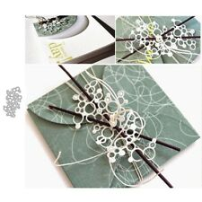 Circle Bubble Metal Cutting Dies Scrapbooking Embossing Album Paper Cards Craft