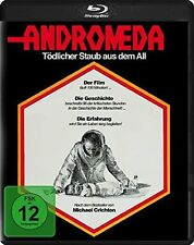 ANDROMEDA, Tödlicher Staub aus dem All (Blu-ray Disc) NEU+OVP