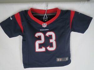 Arian Foster #23 Houston Texans Kids Size 18M Blue Nike Jersey MSRP $40