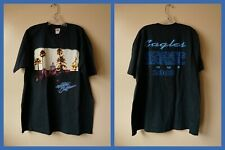 Vintage Eagles Tour T Shirt Xl/49 Hotel California 2002