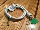 W10708076 OEM Whirlpool Maytag Microwave Oven POWER CORD / Great Condition! photo