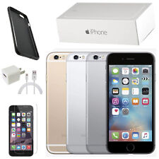 Apple iPhone 6 • 16GB,Space Gray/Silver/Gold,Factory Unlocked • BUNDLE/OPEN BOX