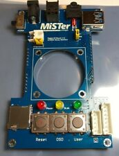 Digital IO Board 1.2 Mister FPGA New Exciting Features. Optical out/Expand RAM