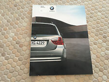 BMW OFFICIAL 3 SERIES 328xi & 328i SPORTS WAGON PRESTIGE SALES BROCHURE 2008 USA