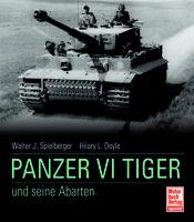 Panzer VI Tiger u.s. Abarten