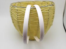 "10 White Plastic Alice Band Hair Band Headband 12mm(1/2"") Hair Accessories"