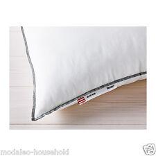 New IKEA AXAG Machine Washable soft Firmer Pillow  50x80cm (SOFTER) UK-B786