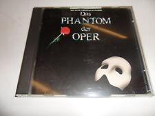 CD   Phantom der Oper. Deutsche Originalaufnahme.