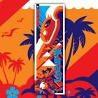 Abominable Toys Chomp Orange Variant チョップ Limited Print By Tom Whalen #/50