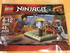 Lego Ninjago CRU Master's Training Grounds 30425 Ninjago Movie