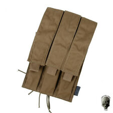 TMC Tactical Triple Mag Pouch Vector MOLLE Magazine Carrier SMG Paintball Camo