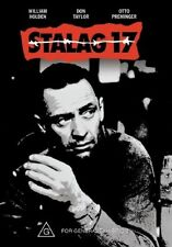 William Holden Drama Military/War DVDs & Blu-ray Discs