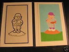 1988 Topps Garbage Pail Kids Series 15 (2) Art #6